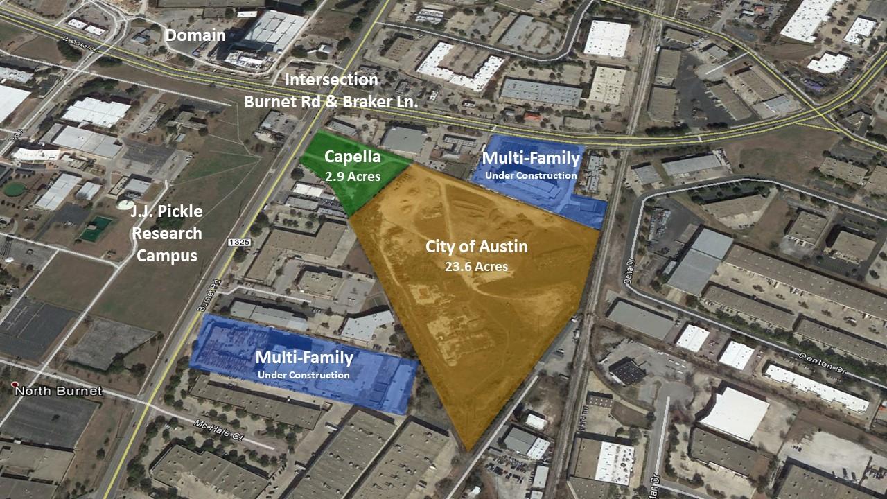 Soccer Stadium Site Austin